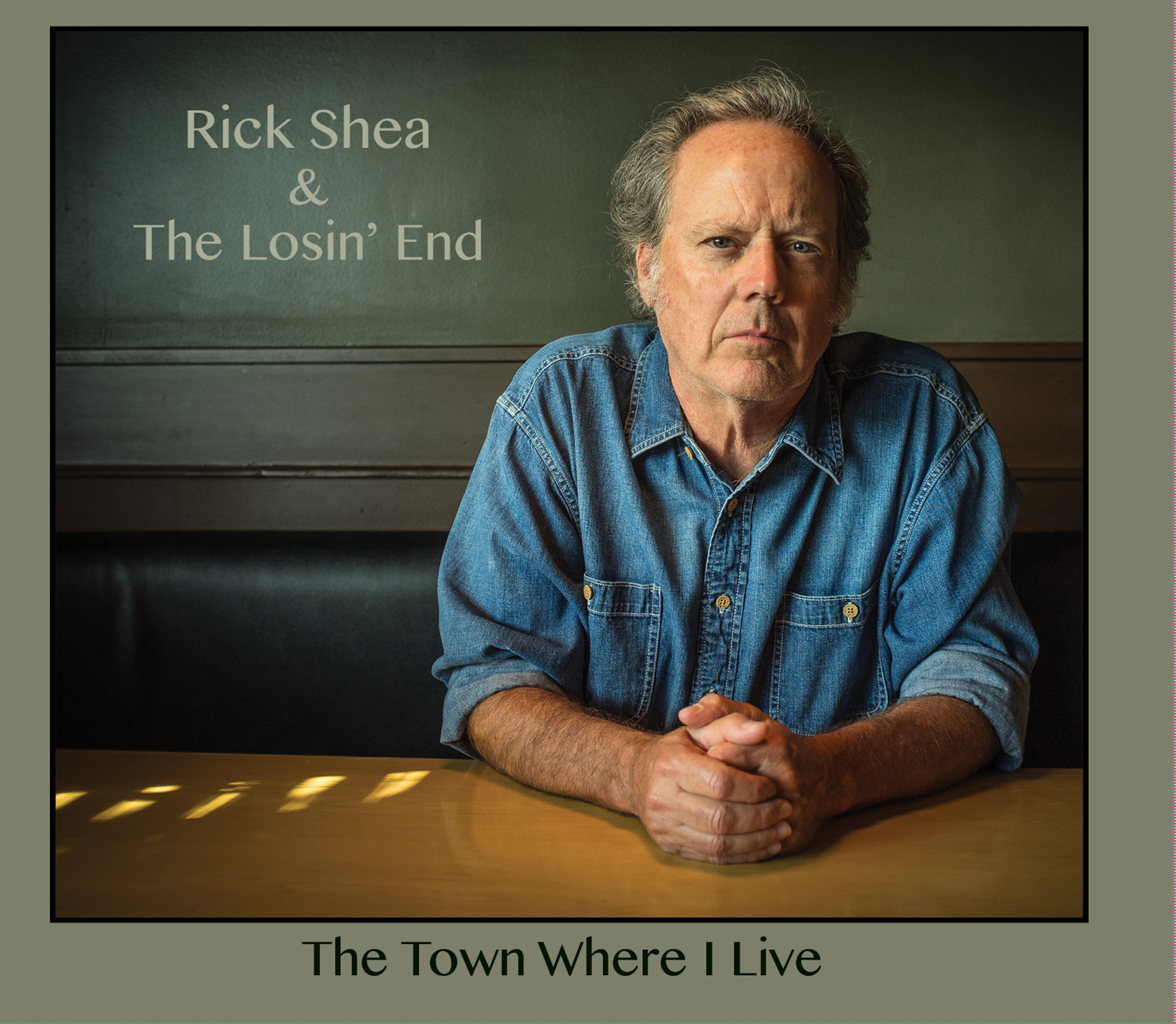 Town Where I Live cover art