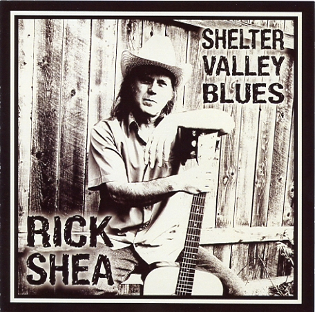 Shelter Valley Blues Cover